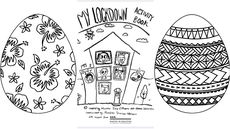 COCO KIDS EASTER ACTIVITY