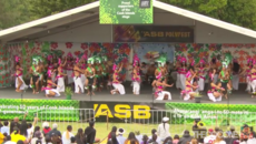 Polyfest 2015 Cook Islands Stage - Manurewa High School