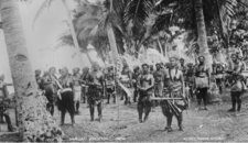 TALES OF TIME - SAMOAN WOMEN AT THE FOREFRONT OF BATTLE