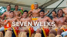 SEVEN WEEKS - JOURNEY TO POLYFEST