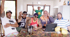 Fresh 8 - Hosted by The Naked Samoans