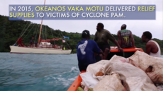 Okeanos Vanuatu Supports Sheperd Islands' Agricultural Tourism