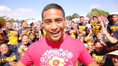 Polyfest Samoa hosted by Beulah Koale