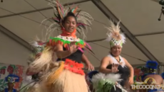 POLYFEST 2016 - Sir Edmund Hillary Collegiate Cook Island Stage Highlights