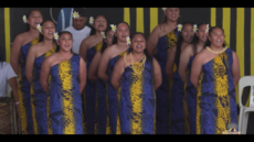 POLYFEST 2021: AUCKLAND GIRLS GRAMMAR SCHOOL - NIUEAN GROUP