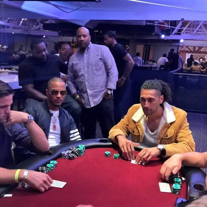 Poker with T.I.