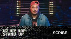 "NZ HIP HOP STAND UP - SCRIBE ""STAND UP"""
