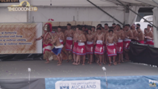 POLYFEST 2018 - SAMOA STAGE: SACRED HEART COLLEGE ULUFALE (Entrance)