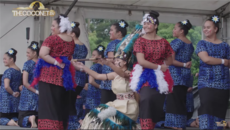 POLYFEST 2018 - SAMOA STAGE: EPSOM GIRLS GRAMMAR FULL PERFORMANCE