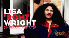 ON THE RISE - LISA WRIGHT AKA ROMI