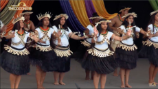 POLYFEST 2018 - DIVERSITY STAGE: MANUREWA HIGH SCHOOL KIRIBATI GROUP