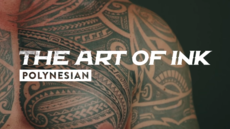 POLYNESIAN TATTOOS - THE ART OF INK SEASON 2