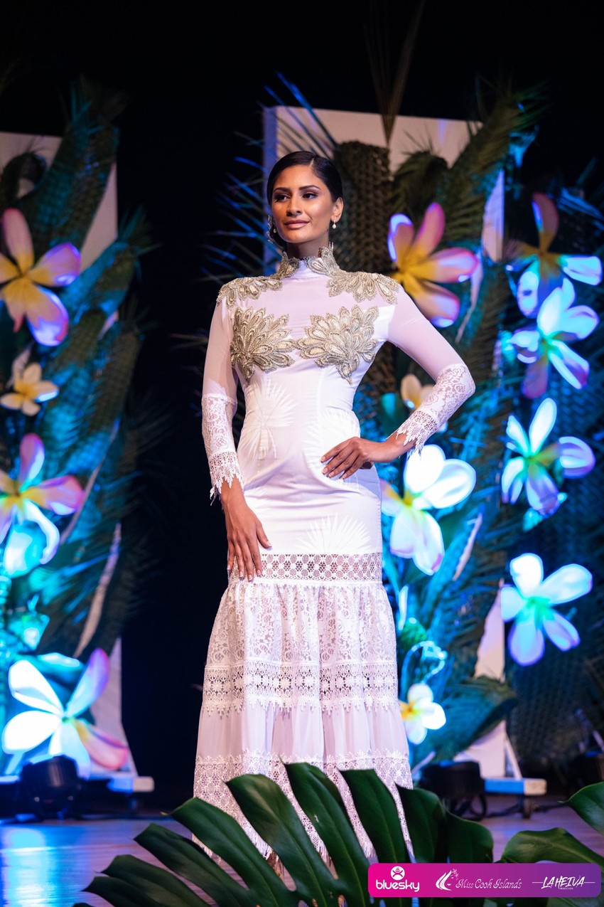 Miss Cook Islands 2019 - Tajiya Sahay
