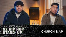 "NZ HIP HOP STAND UP - CHURCH & AP ""READY OR NOT"""