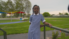 ASB Good as Gold: 8 Year old Maiyah Martin