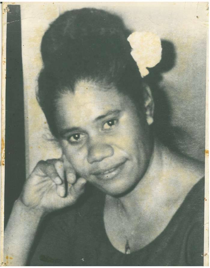 Penelope's mother the late Fuatino Siainiu Matalavea Heath