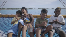 Nuclear Legacy Sail with Okeanos Marshall Islands