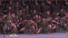 NIUE STAGE: TANGAROA COLLEGE - Full Performance
