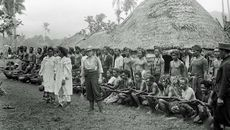 TALES OF TIME - The Samoan War you didn't know about