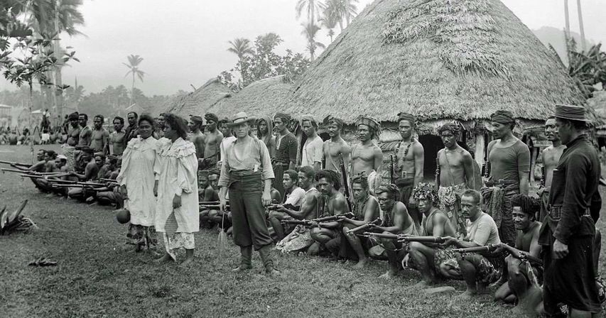 TALES OF TIME - The Samoan War you didn't know about — Coconet
