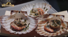 Catching Scallop - Coco Cooking