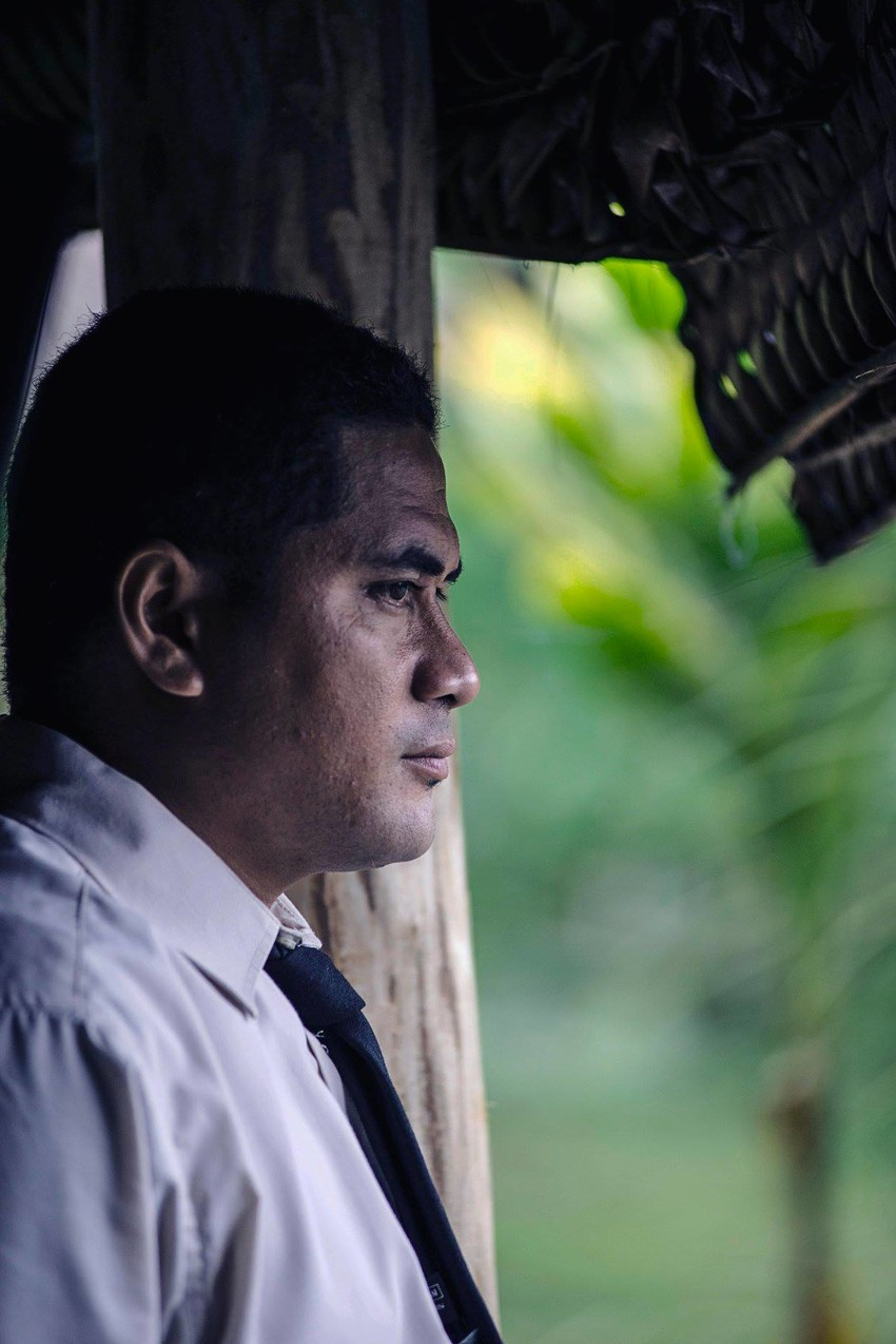 A still from Jerrys short film 'Liliu' Photo credit: Raymond Sagapolutele