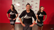 Manumea Dance Tutorial with MaryJane, Moemoana & Moeatalagi Schwenke