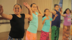 Teaching the Taualuga with Filoi Vaila'au