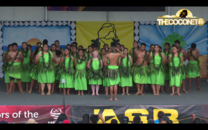 Polyfest Niue Stage - Manurewa High School
