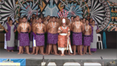 SAMOA STAGE - MANGERE COLLEGE: FULL PERFORMANCE