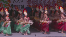 COOK ISLANDS STAGE - MANGERE COLLEGE: FULL PERFORMANCE
