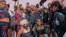 FRESH 9 - PARRIS GOEBEL & THE ROYAL FAMILY DANCE CREW GO GLOBAL