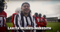 NZ's First & Only American Football Female Referee