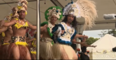 POLYFEST 2016 - Southern Cross Campus Cook Islands Stage Highlights