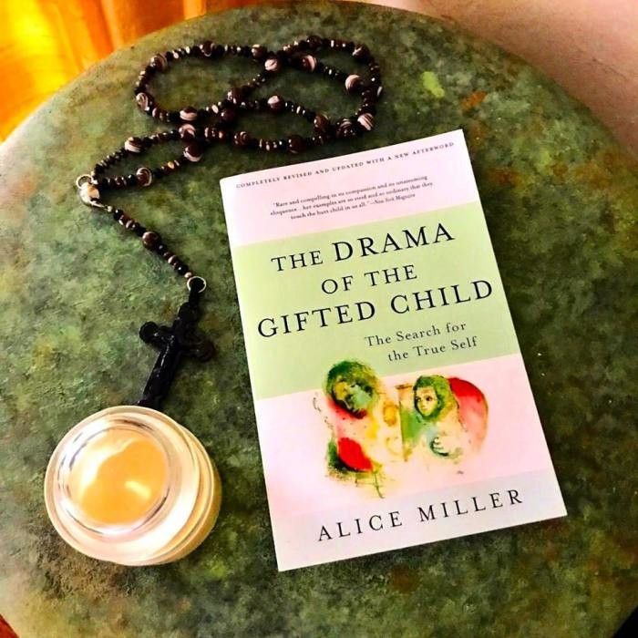 """Drama of the Gifted Child"""