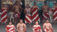 POLYFEST 2018 - NIUE STAGE: AORERE COLLEGE FULL PERFORMANCE