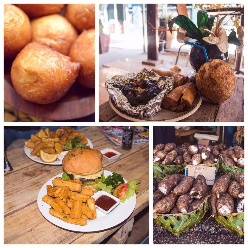Best Island Eating In Tongatapu Coconet