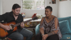 Te Atua mou e -The National Anthem of the Cook Island's-Sung by Teremoana Rapley