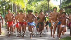Heiva I Tahiti Traditional Games 2018