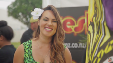 POLYFEST 2015 Niue Stage