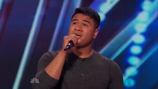 "Samoan soldier in the US Paul Ieti's emotional Performance of ""Stay"" by Rihanna - America's Got Talent"
