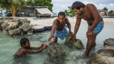 Climate change: 'I fear Kiribati will be gone forever'