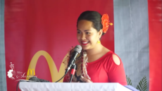 Miss Samoa Pre pageant interviews